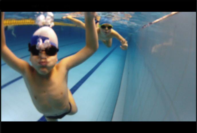 811.12 Kako časovi plivanja pomažu deci da savladaju polazak u školu?